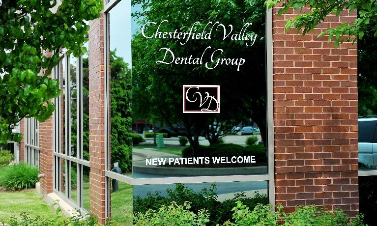Our office is located in a beautiful two story building in the heart of Chesterfield Valley