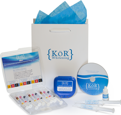 KöR Teeth Whitening | Chesterfield MO