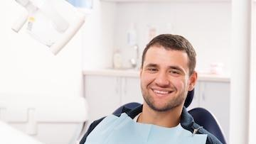 male dental patient | chesterfield valley dental
