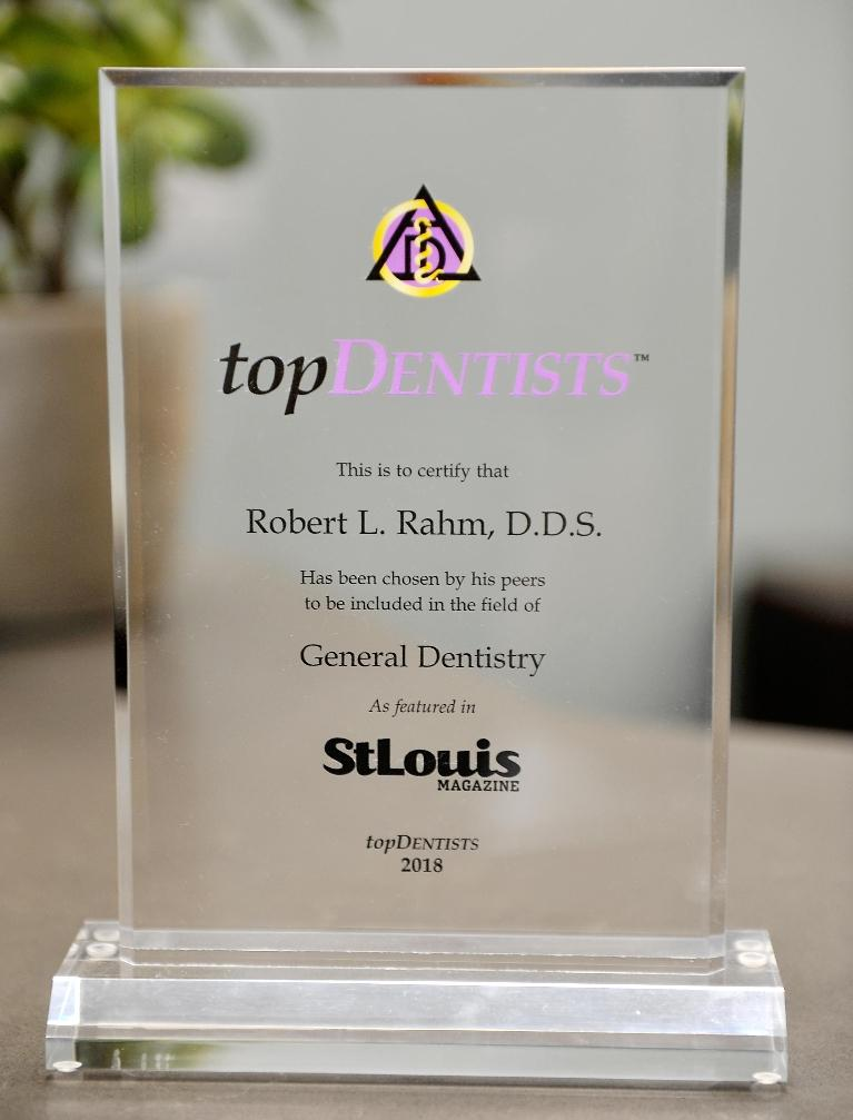St. Louis' Top Dentists 2018 | Chesterfield Valley Dental