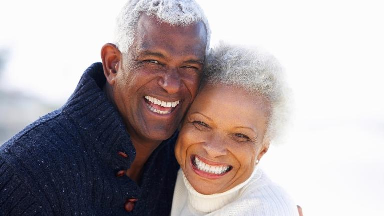 Couple Smiling | Chesterfield Valley Dental