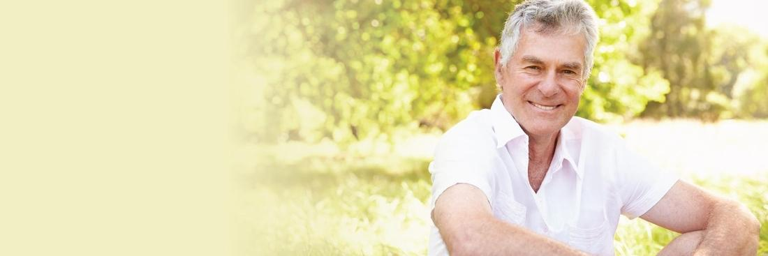 Older man smiling | Chesterfield MO Dentist